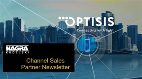 OPTISIS wird im NAGRA Channel Saled Partner Newsletter vorgestellt