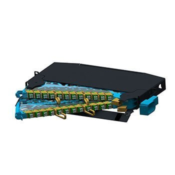 Patchpanels (Verteilfeld)